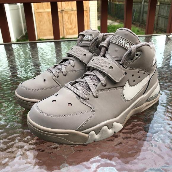 Nike Air Force Max 93 Sepia Stone Basketball Shoes